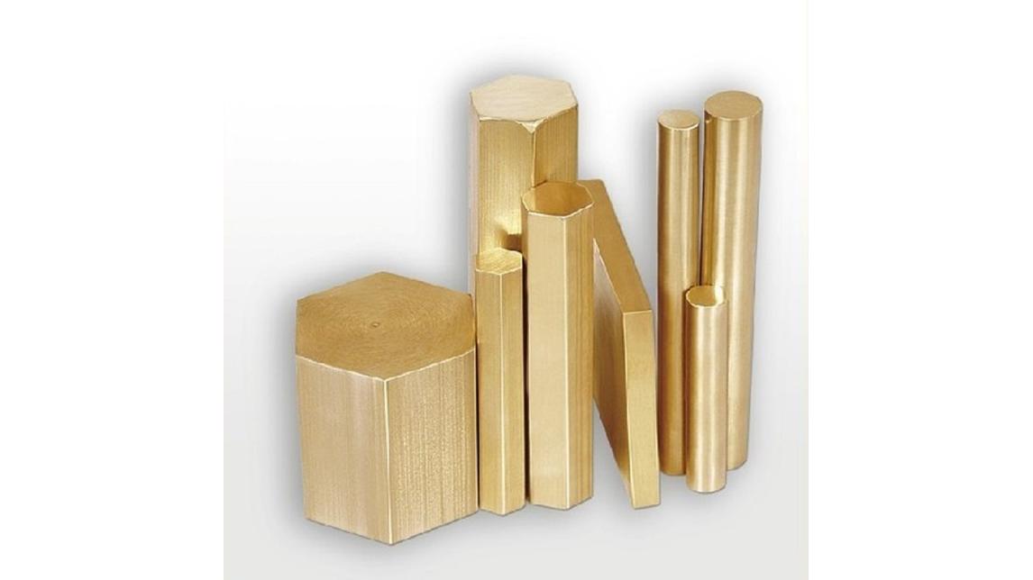 Logo Kupferlegierungen - Messing & Bronze