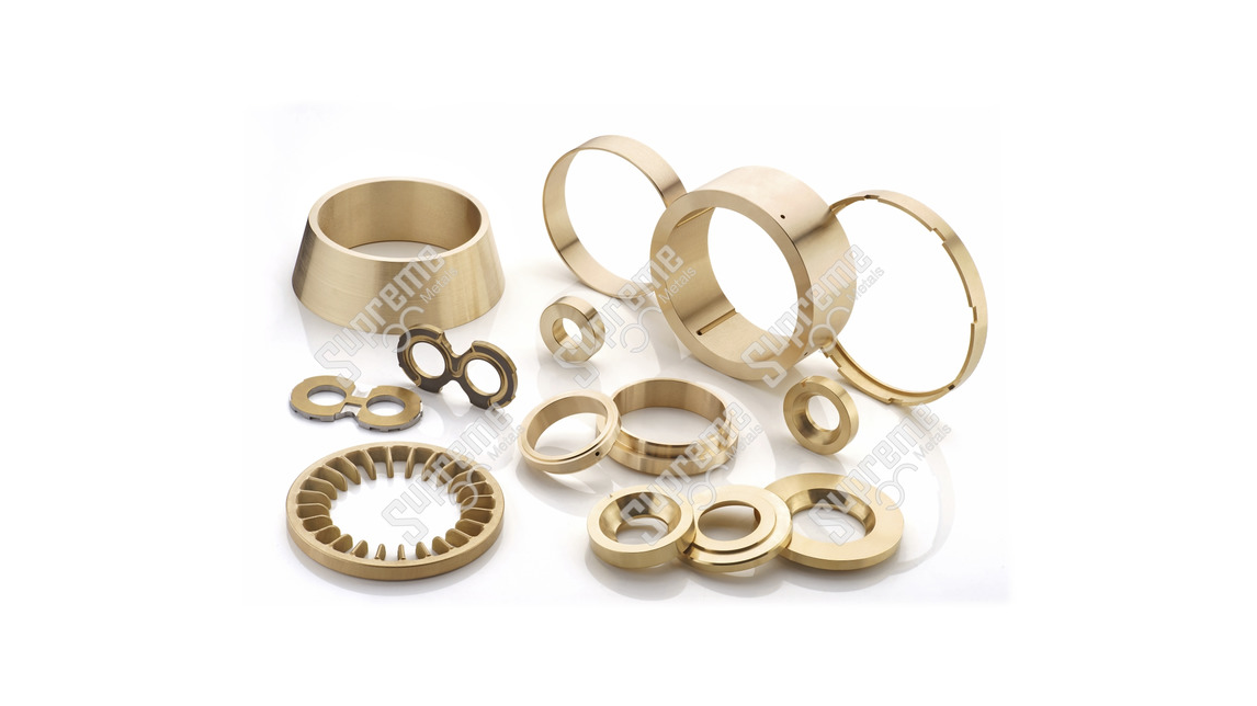 Logo  Kupferlegierung und Komponenten
