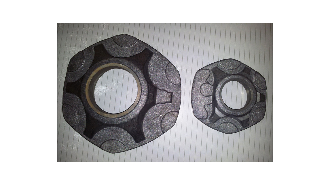 Logo Ferrous Casting and Machined Parts