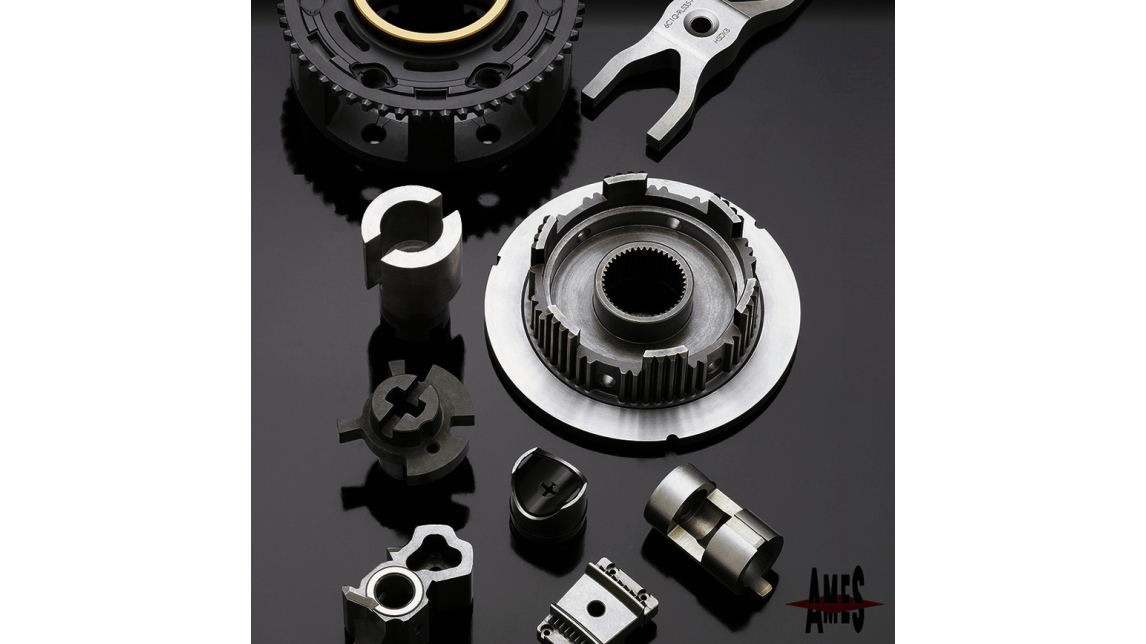 Logo Mechanical and hydraulic parts