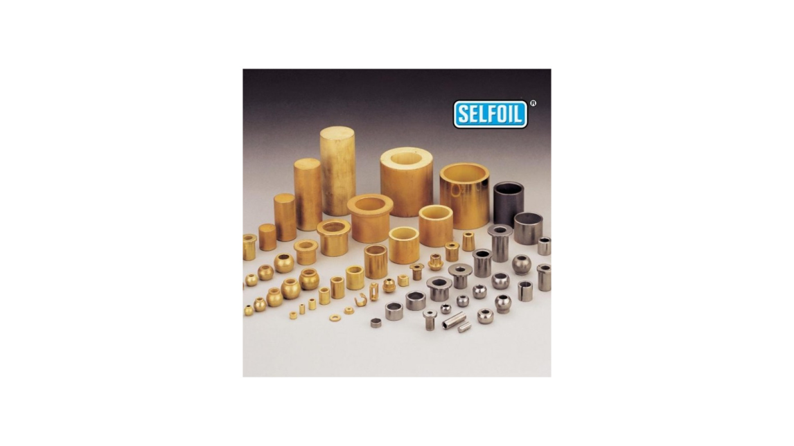 Logo Self-Lubricating Sintered Bearings