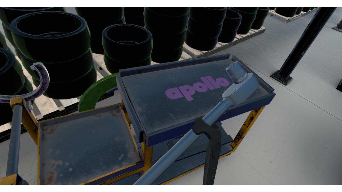 Logo VR Training Development