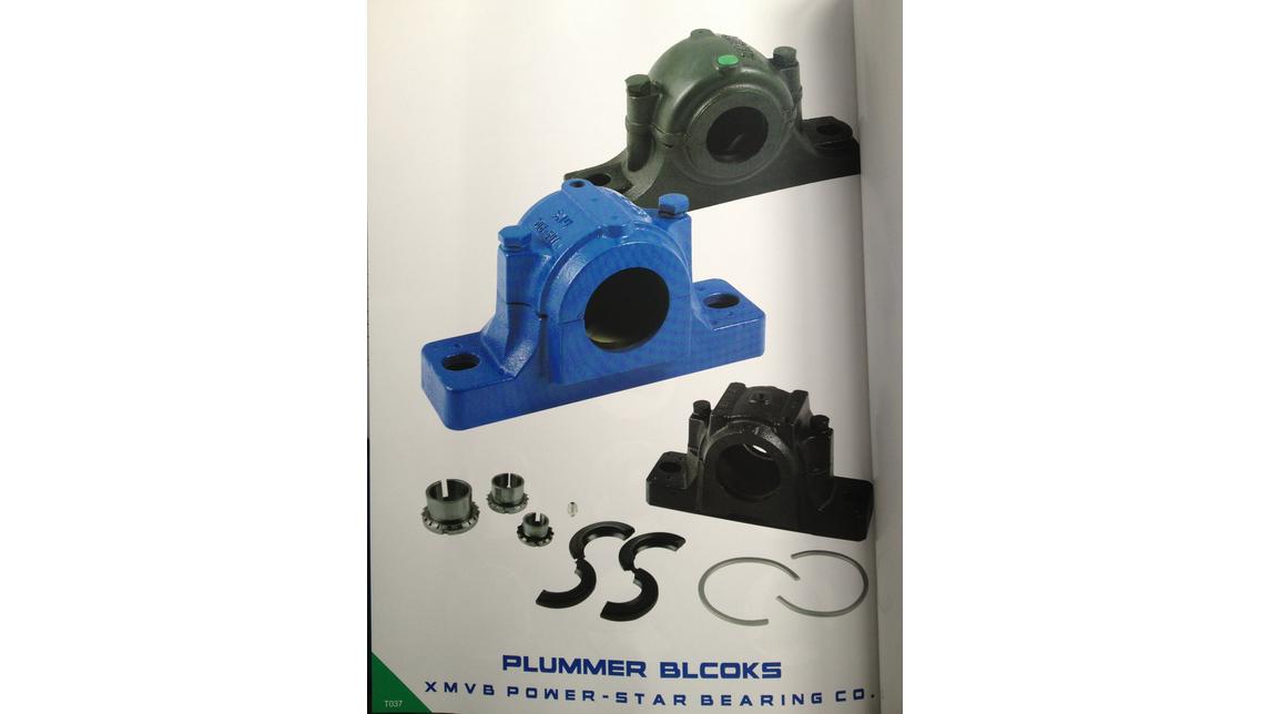 Logo Plummer Blocks