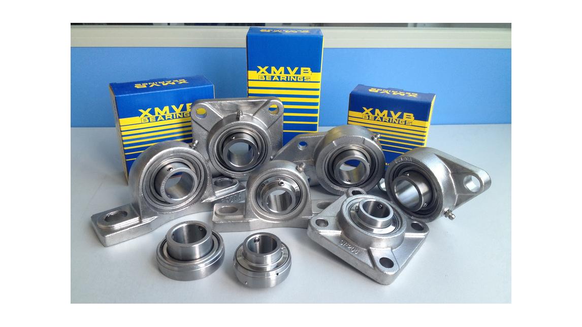 Logo Stainless Steel Bearing Units