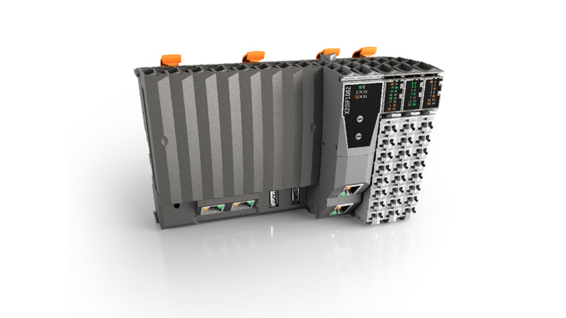 Logo Compact controllers with integrated I/O
