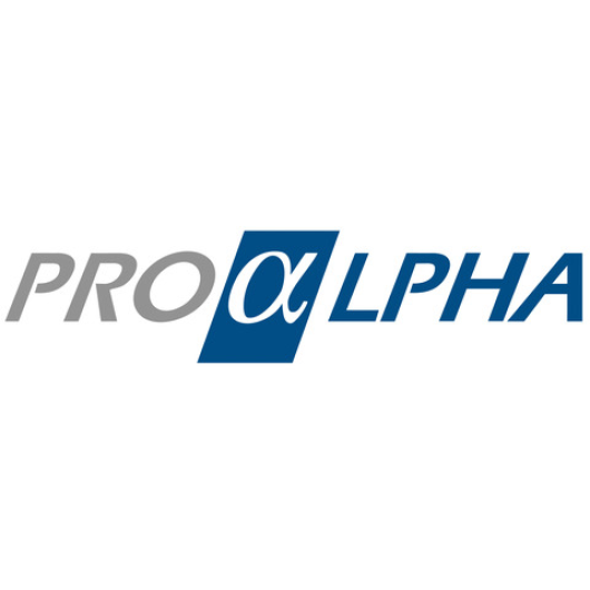 proALPHA Business Solutions