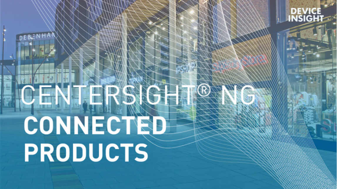 Logo CENTERSIGHT® NG Connected Products