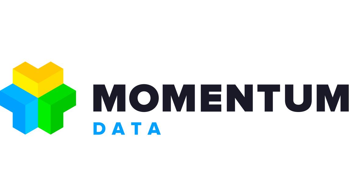 Logo Momentum Data