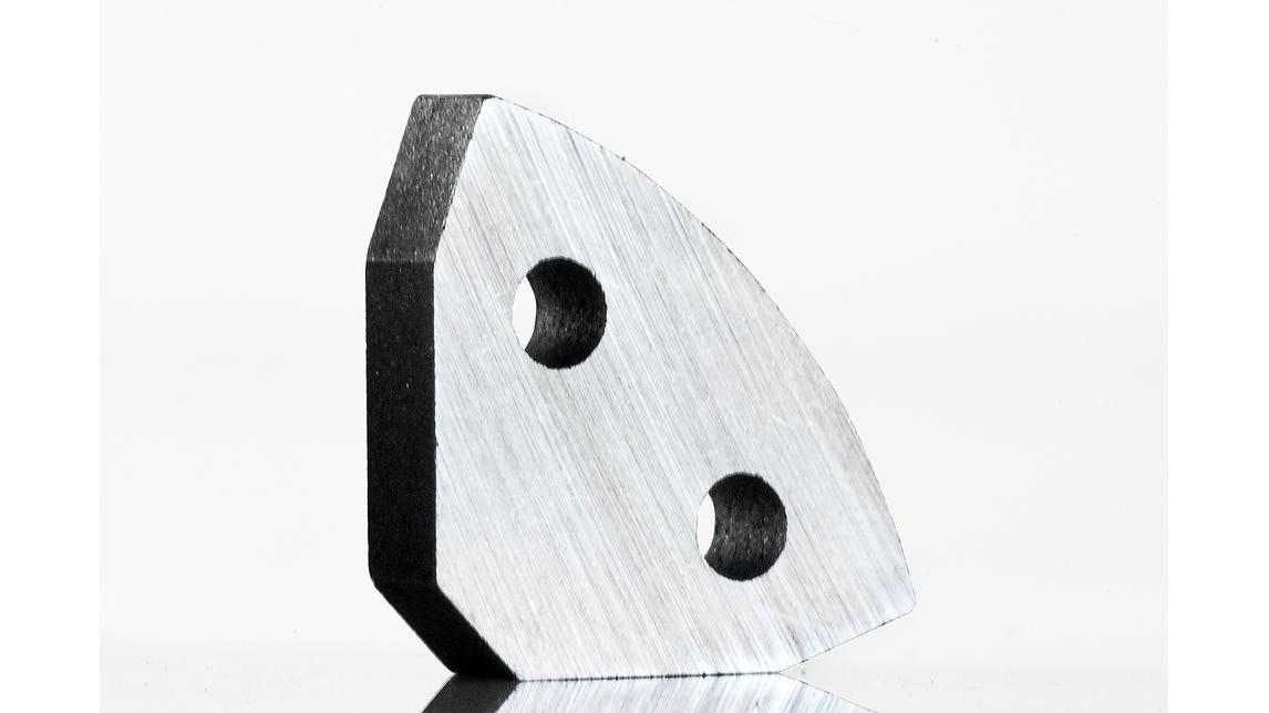 Logo AlNiCo Magnet gegossen