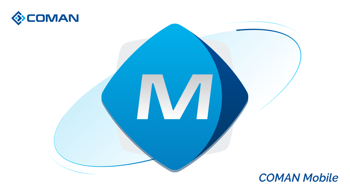 Logo COMAN Mobile | App