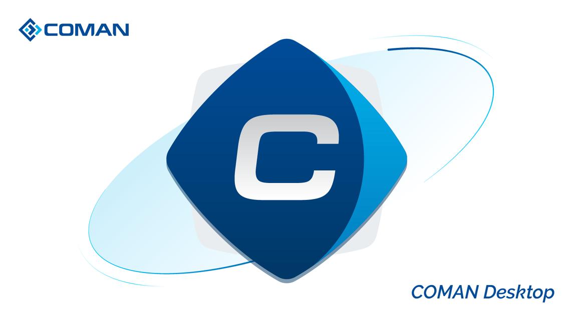 Logo COMAN - Construction Manager