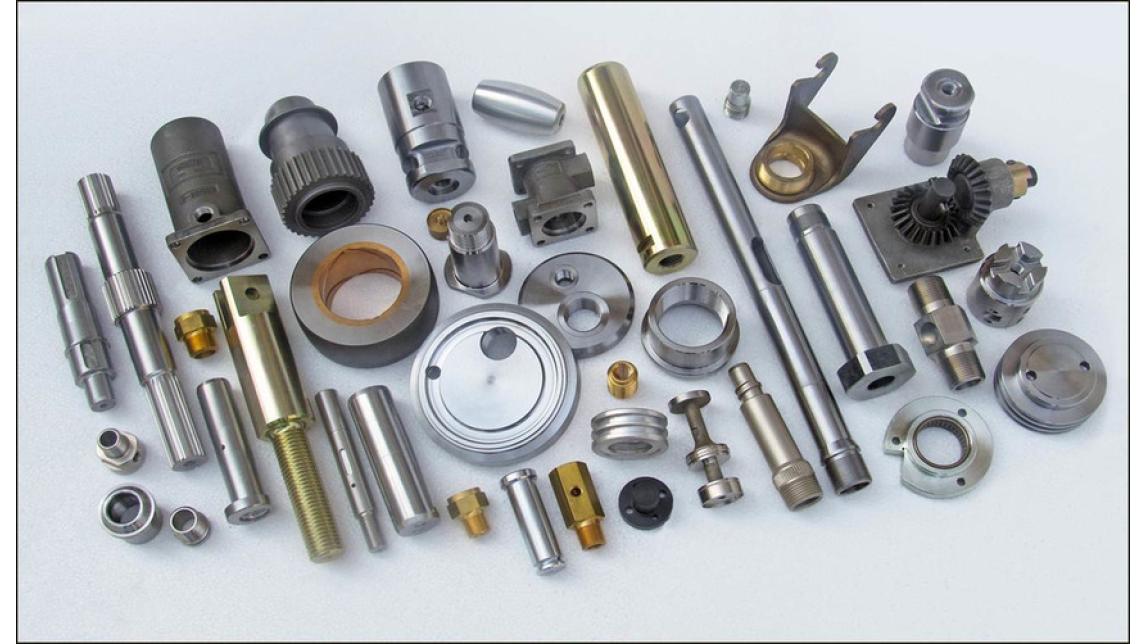 Logo Machining products