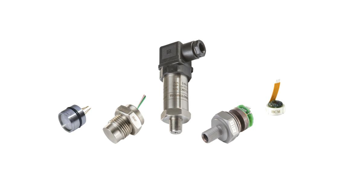 Logo Pressure Sensors and Transmitters