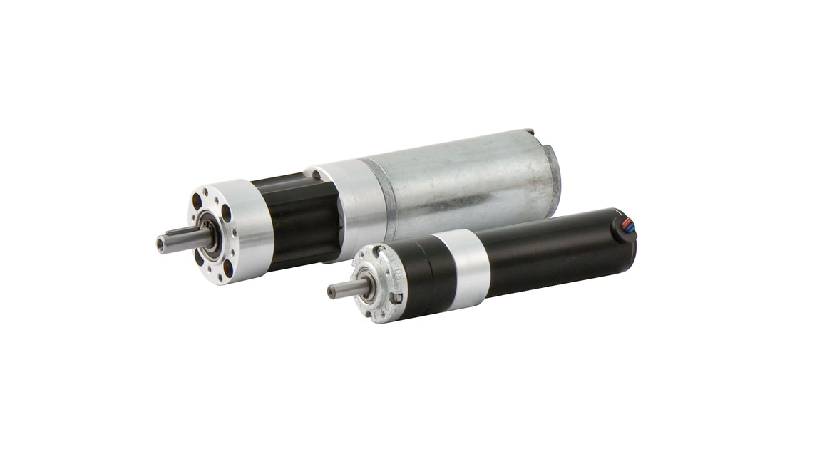 Logo Brushless DC Motors BL series