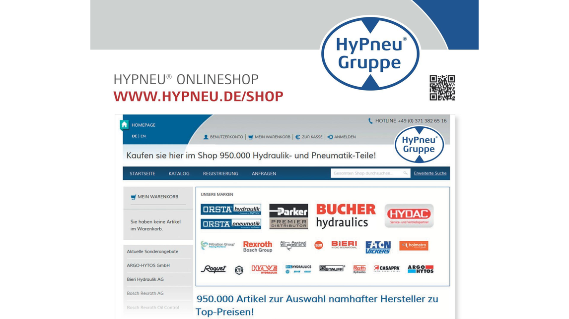 Logo hydraulic products