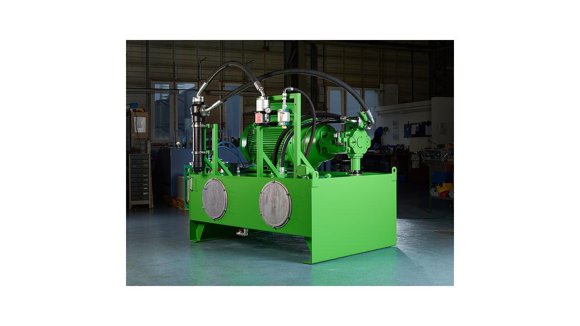 Logo Hydraulic Power Units
