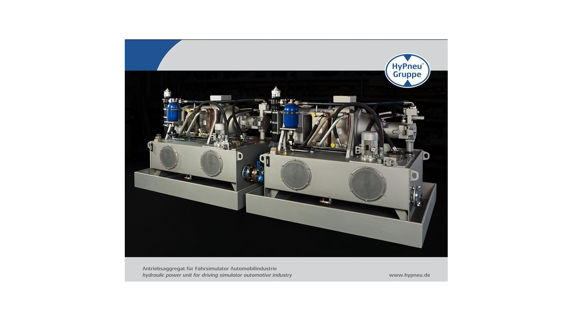 6d8c145a9eaa5 Hydraulic Power Units - Product - HANNOVER MESSE 2019