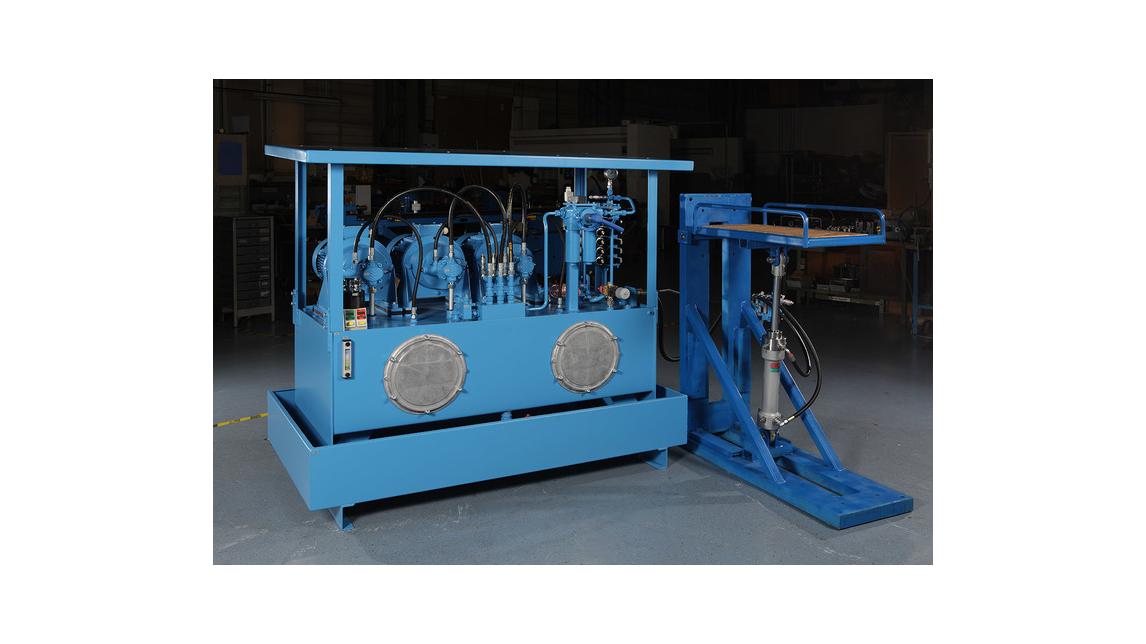 Logo Engineering hydraulic power units