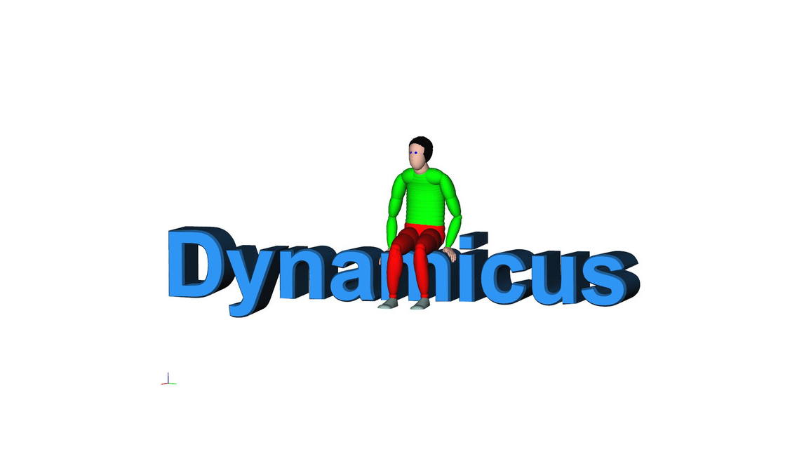 Logo Biomechanisches Menschmodell Dynamicus