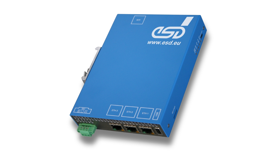 Logo Embedded Single Board Computer