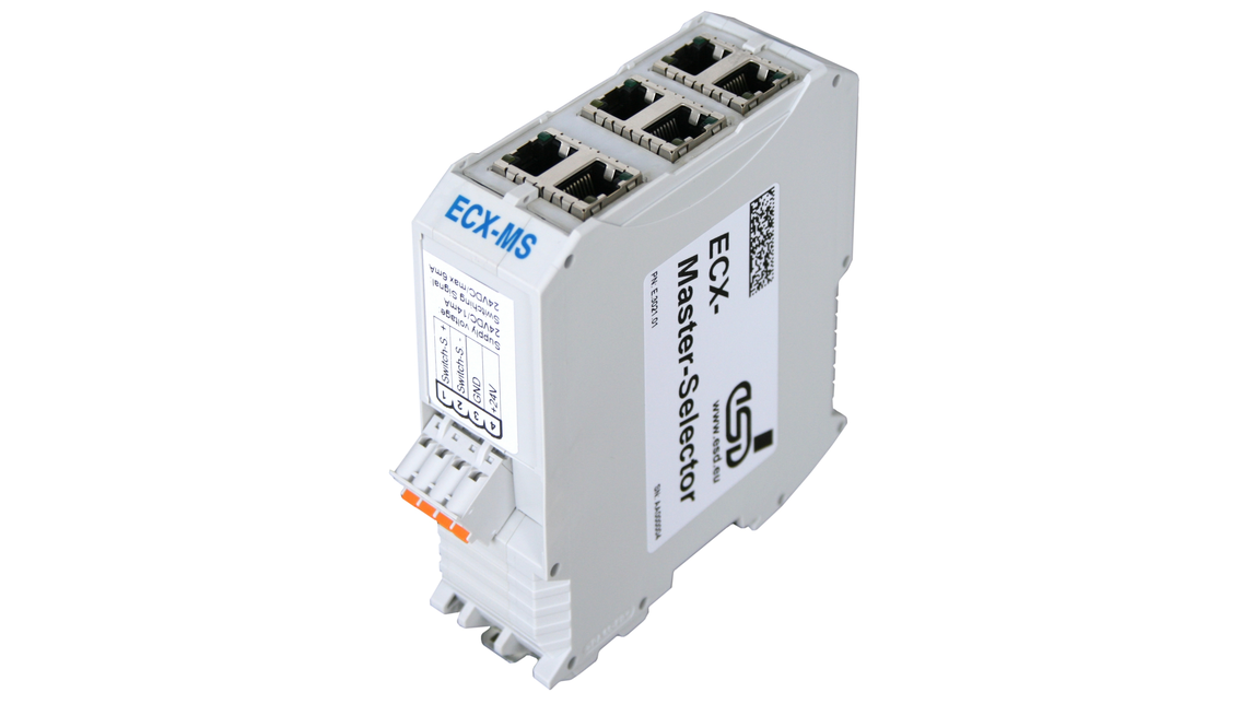 Logo EtherCAT Master Switch