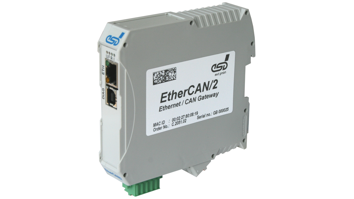 Logo CAN Ethernet Gateway