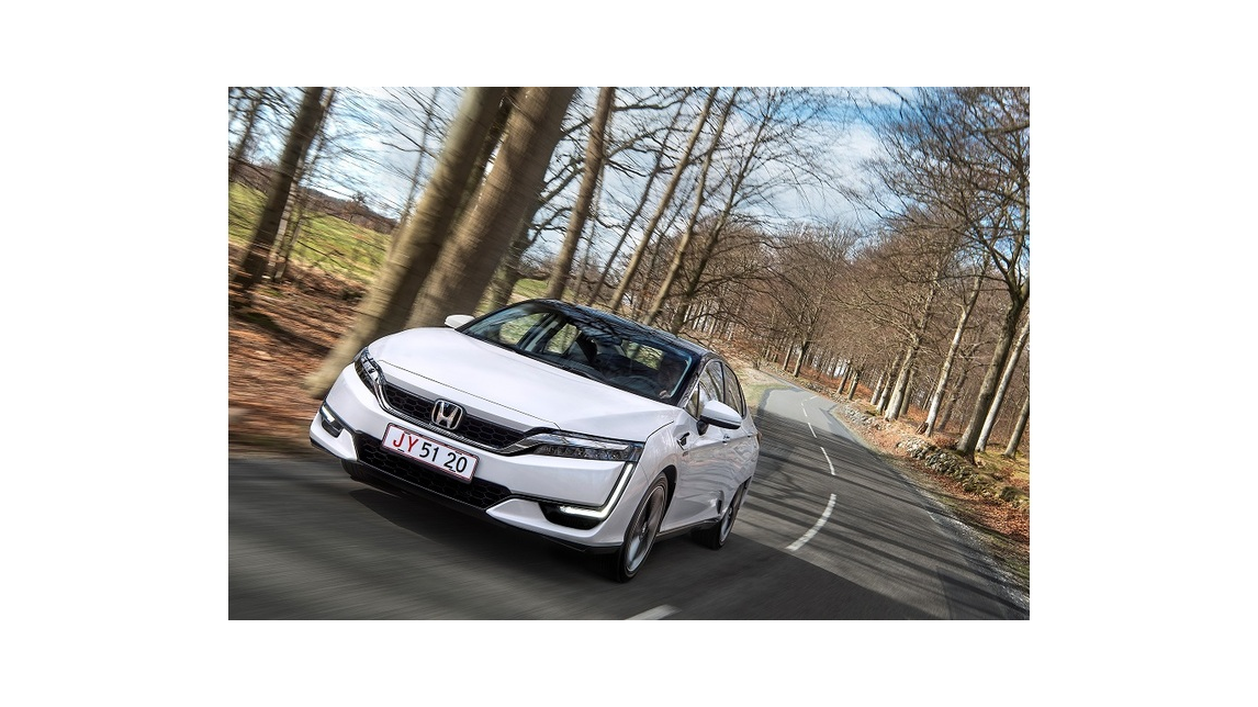 Logo Honda Clarity Fuel Cell