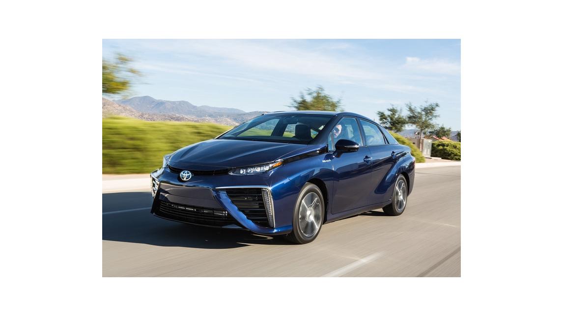 Logo Modell: Toyota Mirai