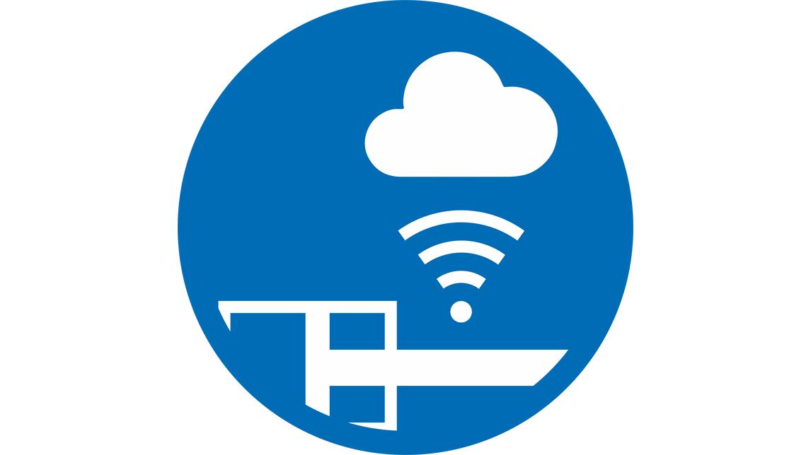 Logo Digitalisierung und Automatisierung