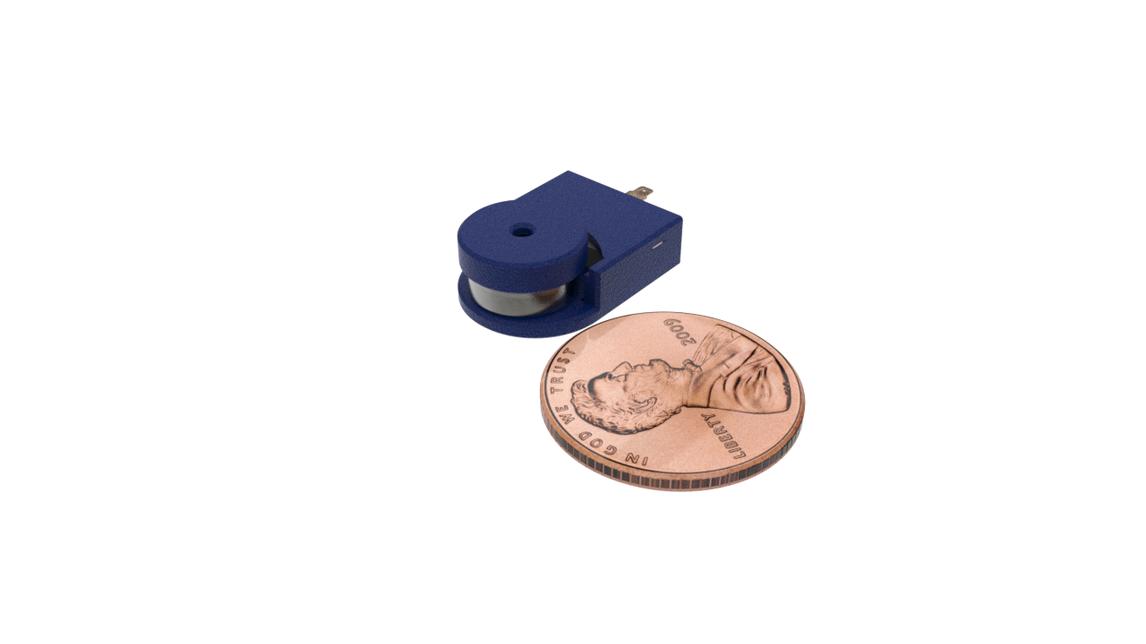 Logo Miniatur Präzisions Piezomotor RAS###AP3