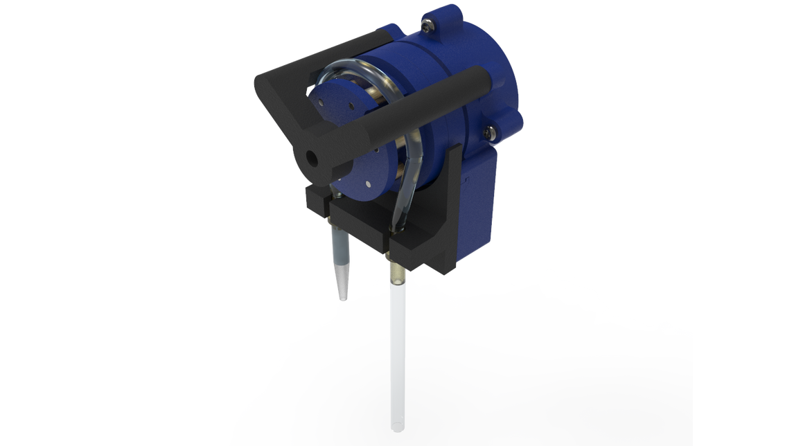 Logo Piezoelectric Micro Dosing Pump