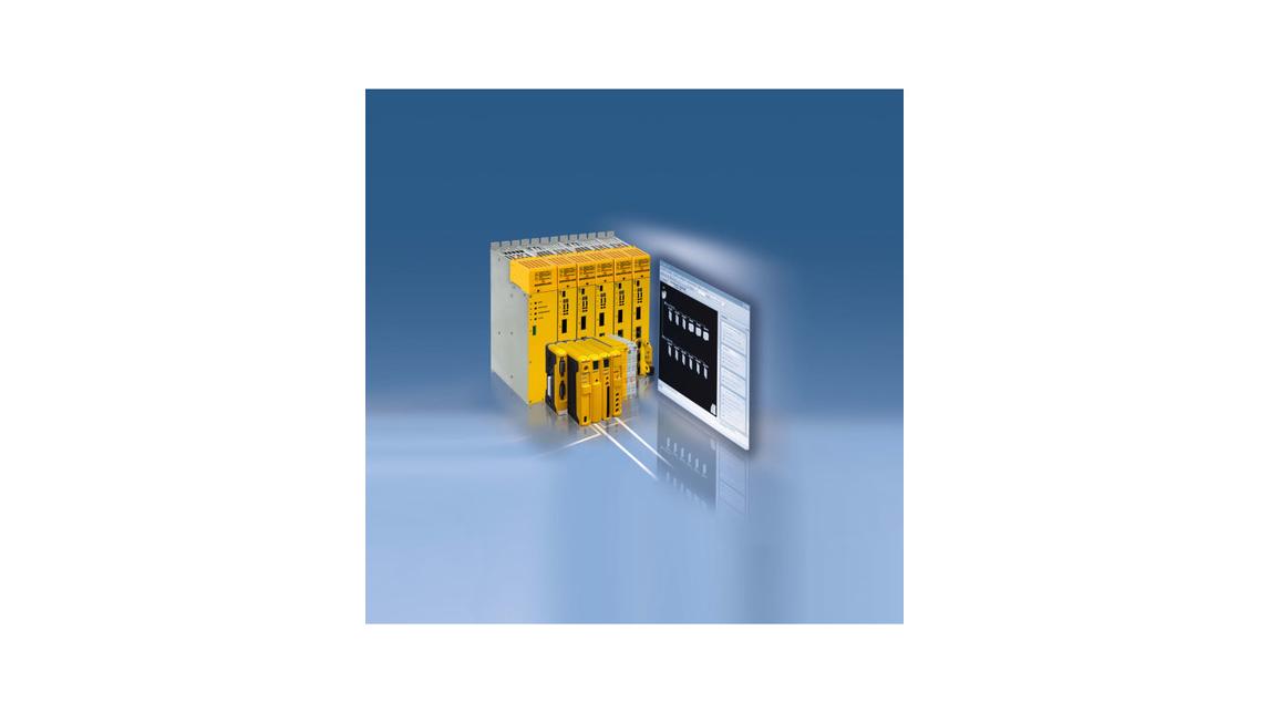 Logo Sicherheitstechnik in der Automatisierung