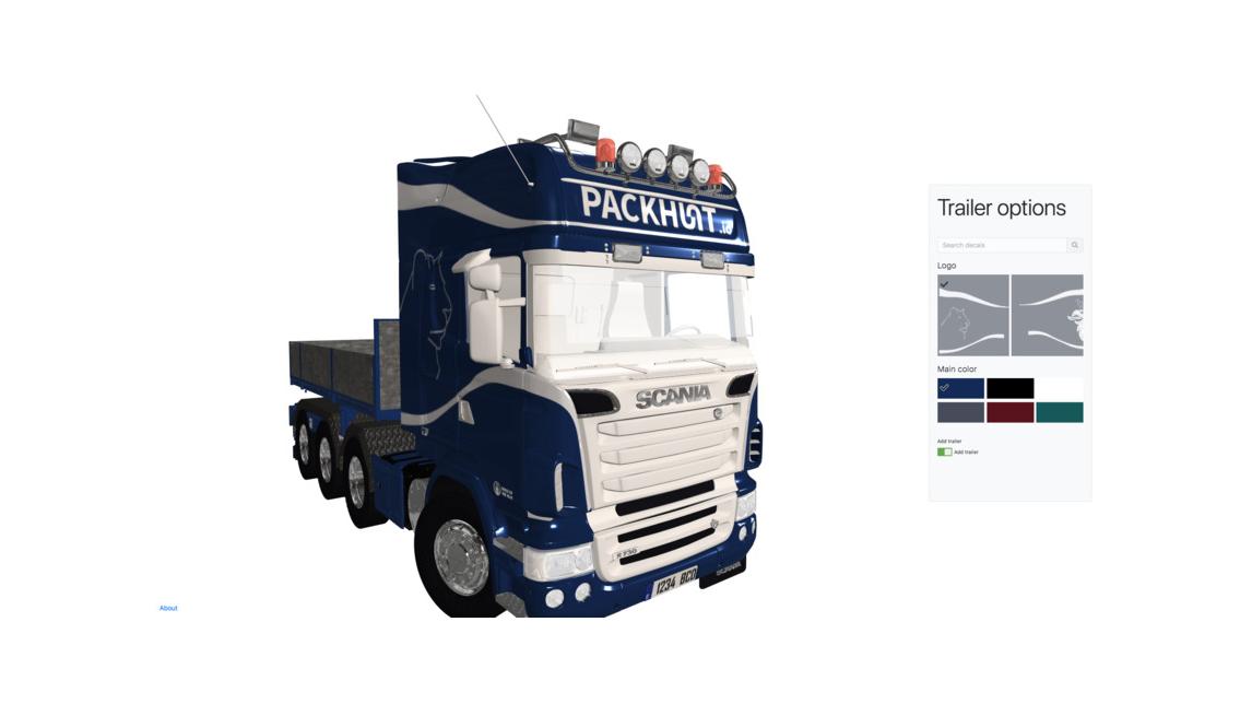 Logo Packhunt.io für die Automobilindustrie