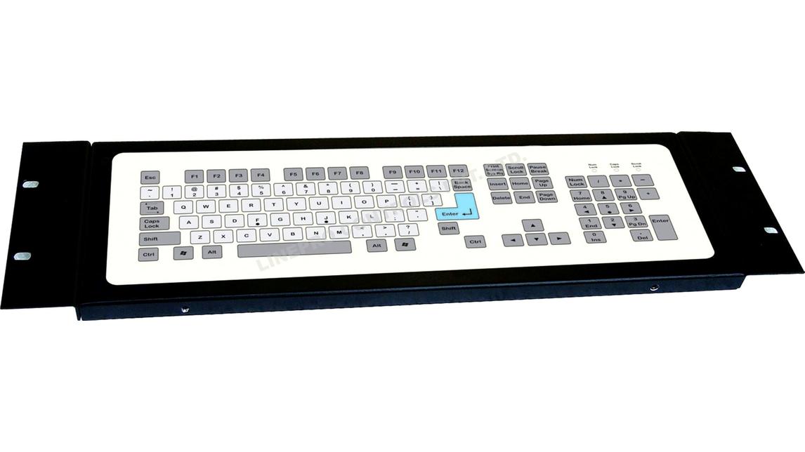 Logo Membrane Keyboard