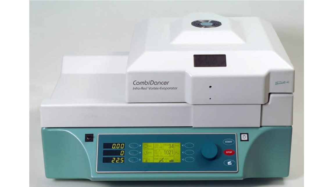 Logo CombiDancer Evaporator