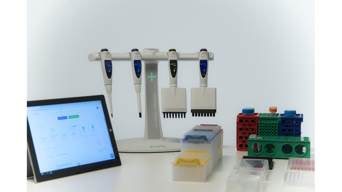Logo Pipette+ Easy Pipetting System