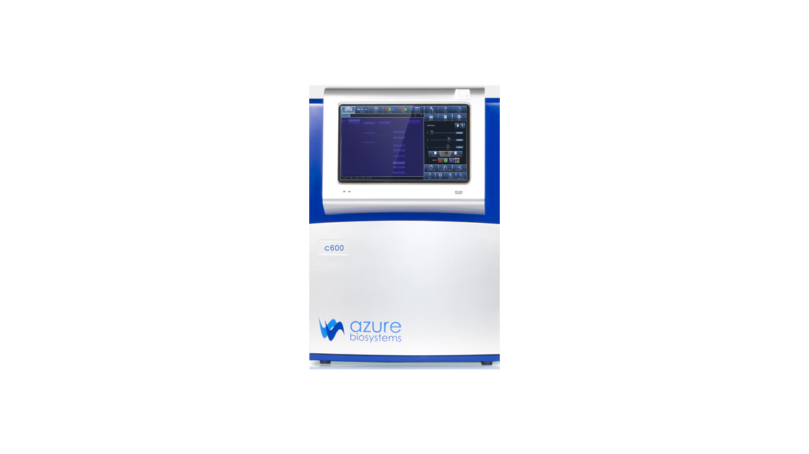 Logo c600 The Ultimate Western Blot Imaging System