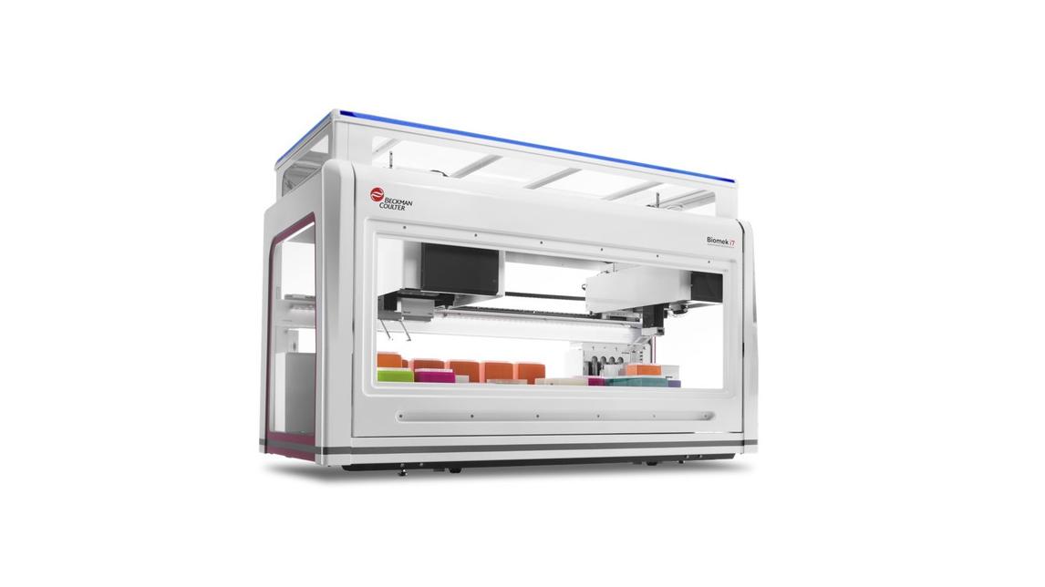 Logo Biomek i-Series Automated Liquid Handler
