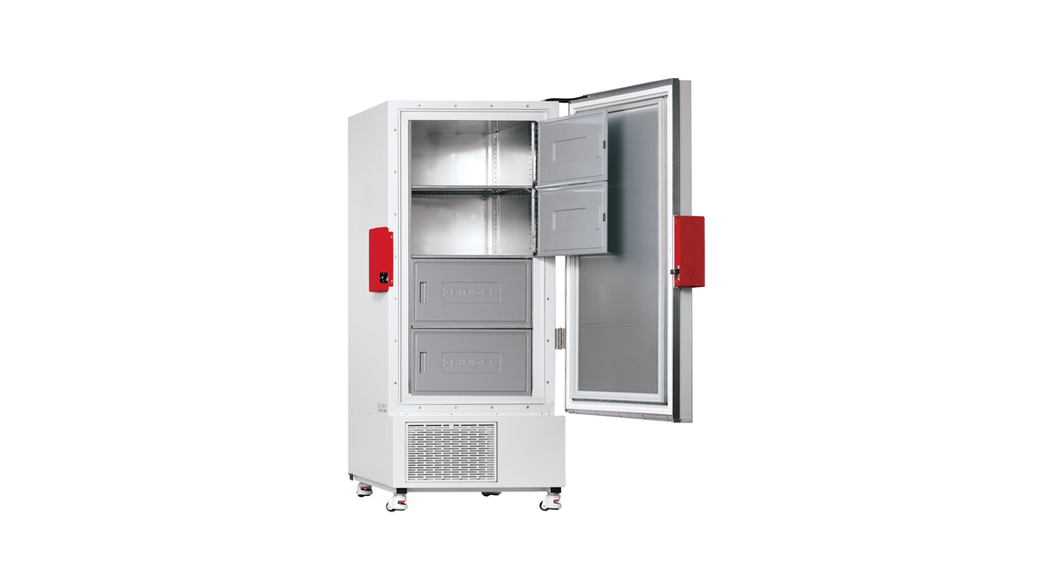 Logo Ultra low temperature freezer