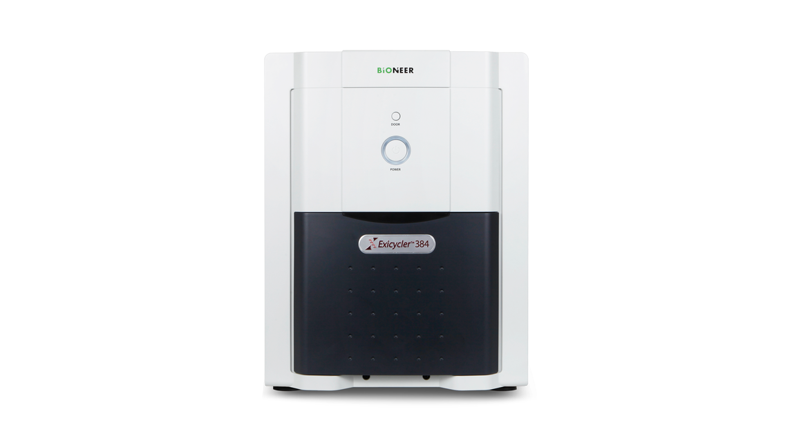 Logo Exicycler™ 384 Real-Time PCR System