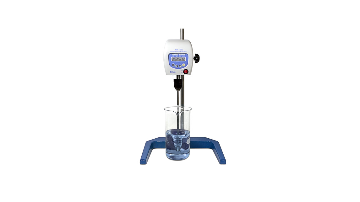 Logo Overhead Stirrer Multi Mixer, MM-1000