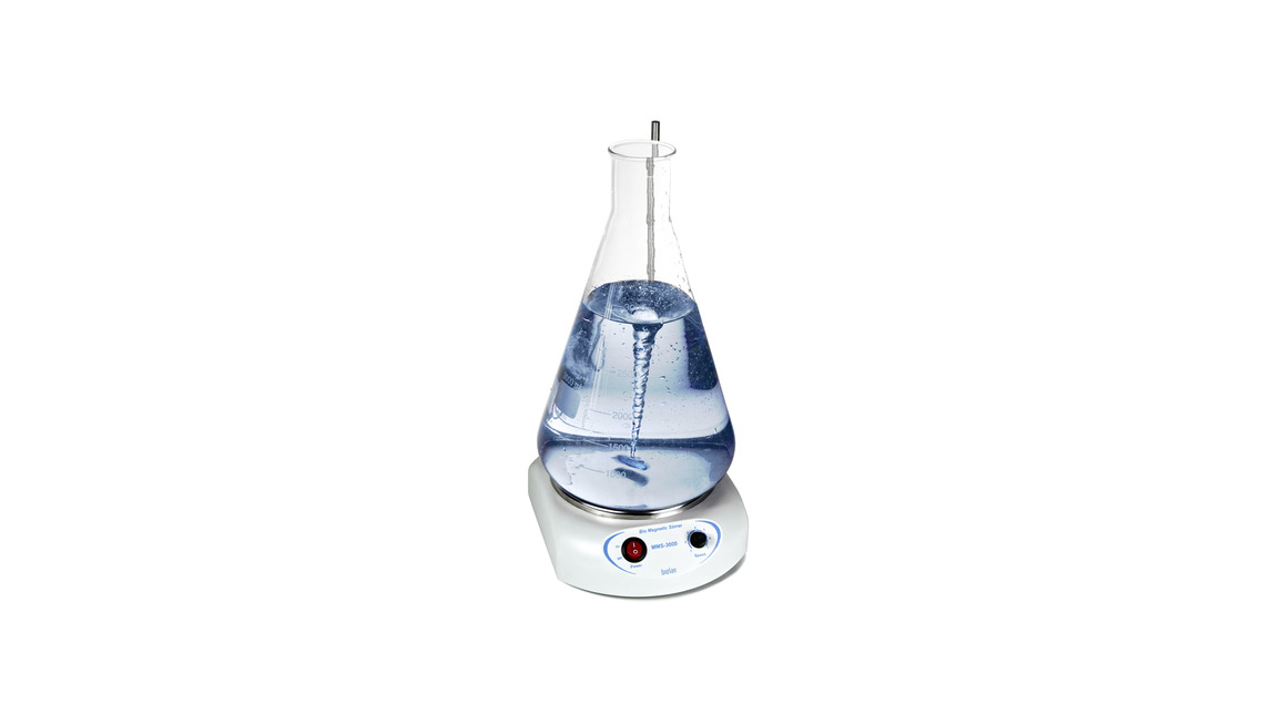Logo High-Speed Magnetic Stirrer, MMS-3000
