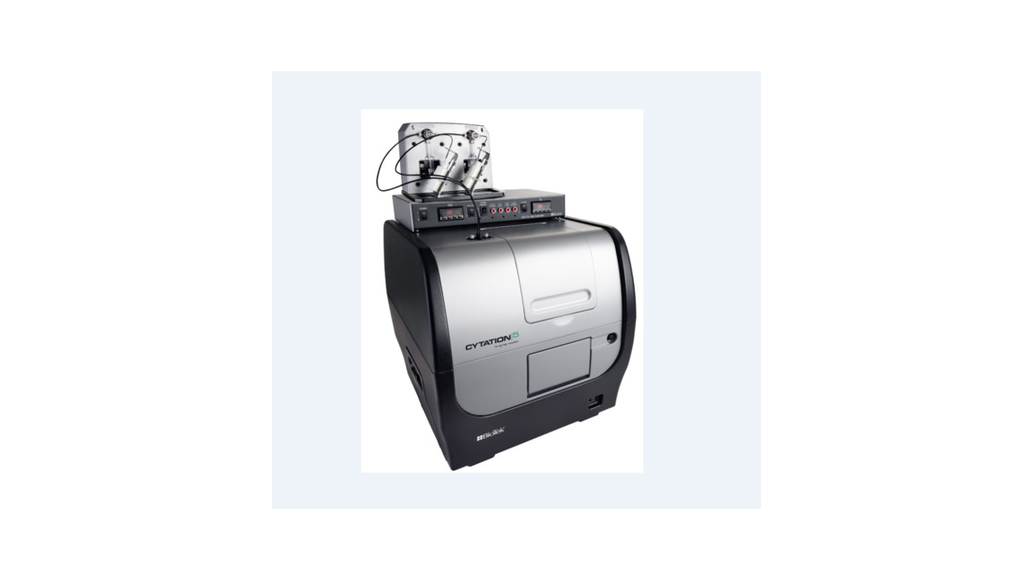 Logo Cytation 5 Cell Imaging Multi-Mode Reade