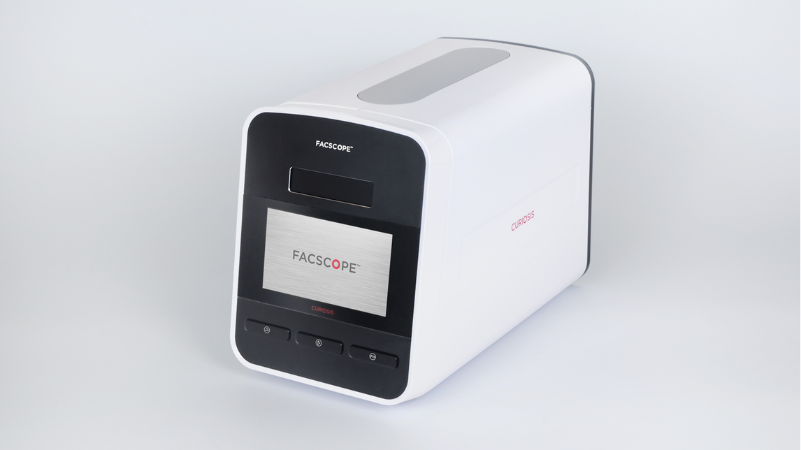 Logo Cell counter & Live cell imaging system