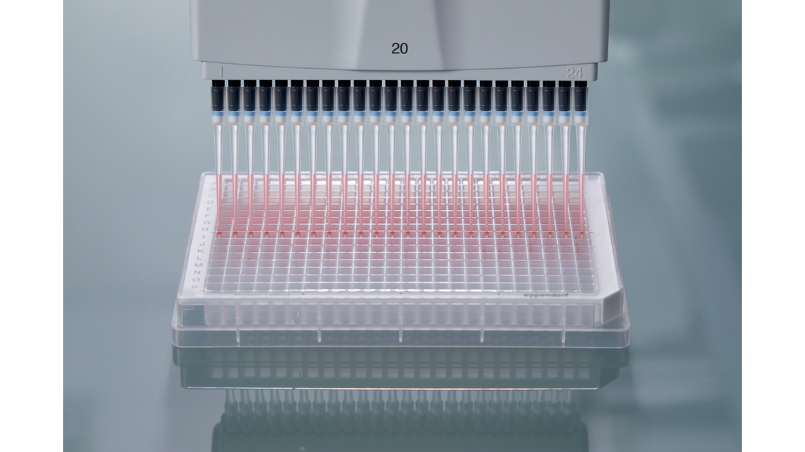 Logo 16 and 24-channel pipettes