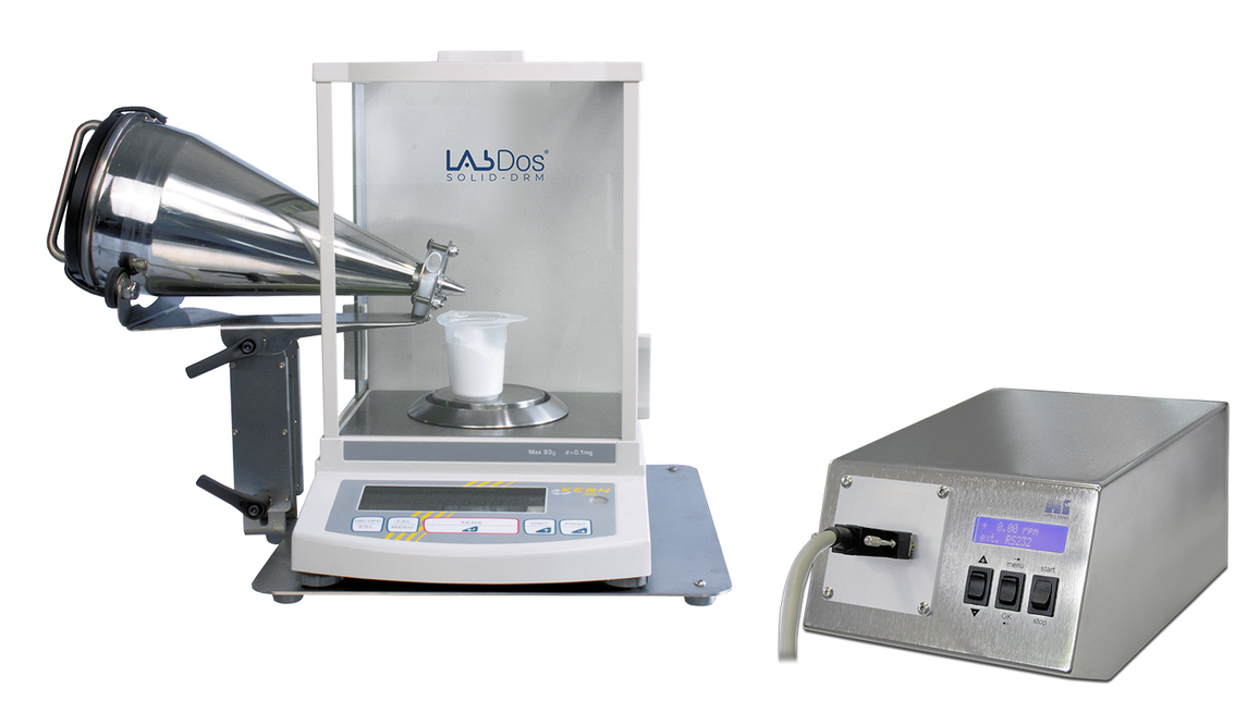 Logo LabDos® Solid - Feststoffdosierer
