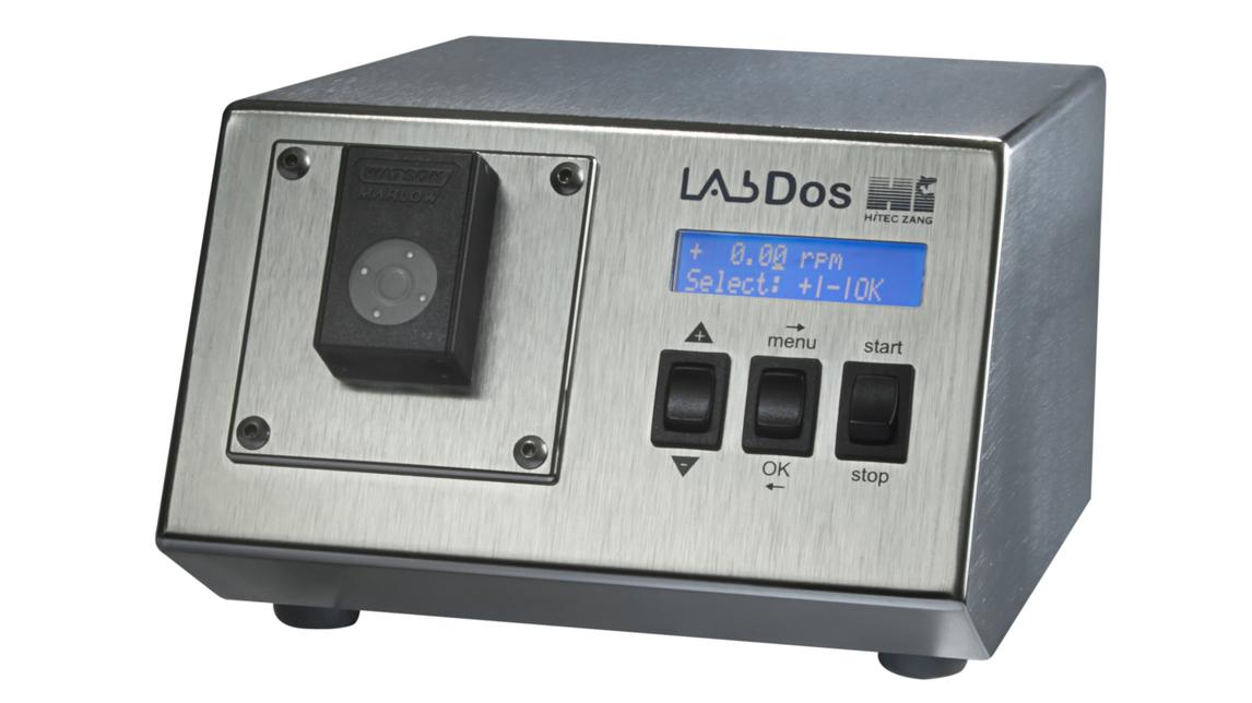Logo LabDos® - Peristaltikpumpen