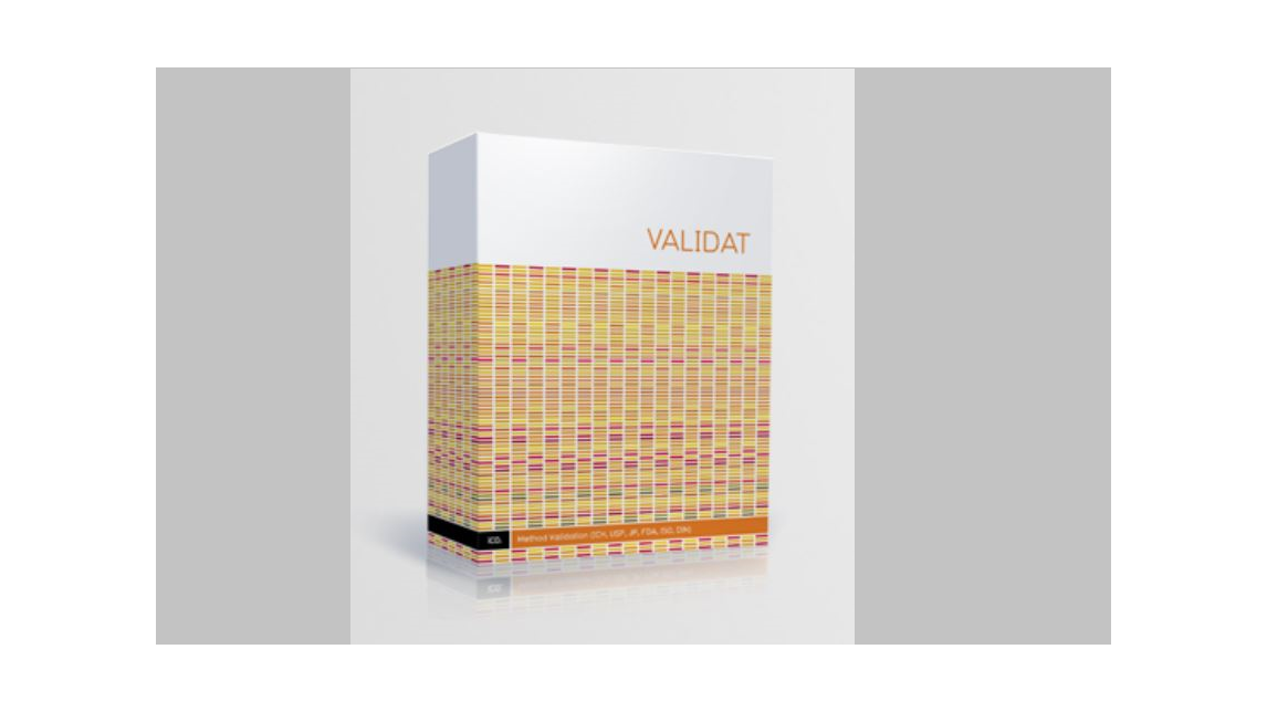Logo VALIDAT Software for Method Validation