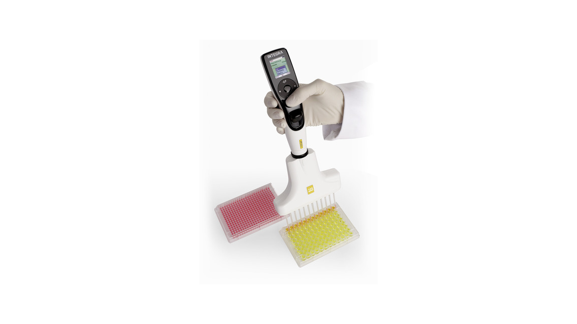 Logo VOYAGER electronic pipettes