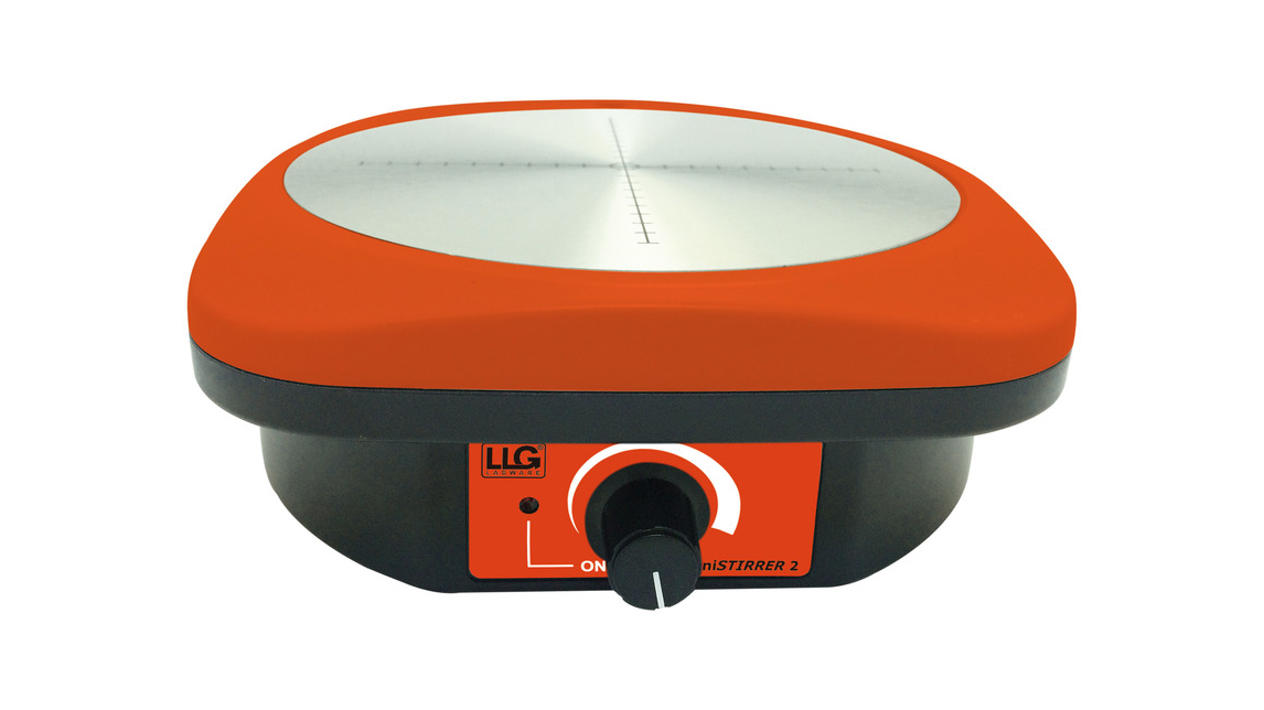 Logo LLG-uniSTIRRER 2 Magnetic Stirrer